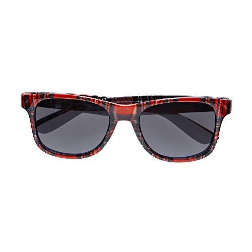 Widmann Sonnenbrille mit Schottenmuster