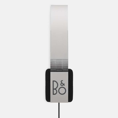 B&O Play 1641225 Form 2 On-Ear Headphones with Mic (White)