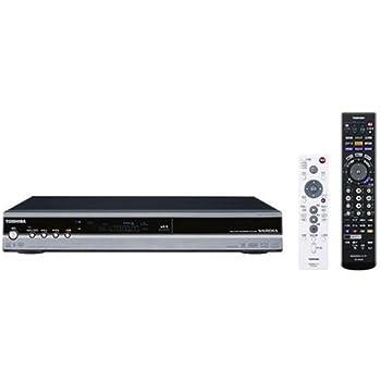 TOSHIBA VARDIA デジタルハイビジョンチューナー内蔵 HDD&DVDレコーダー 300GB RD-E300