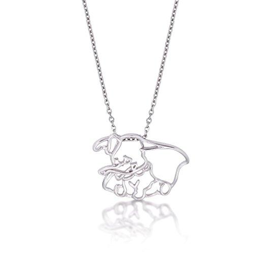 Disney Couture oro blanco elefante Dumbo esquema Character