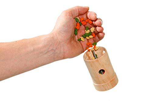 Karlie Rody Snack Roll Geschicklichkeitsspielzeug für Kleintiere - 2