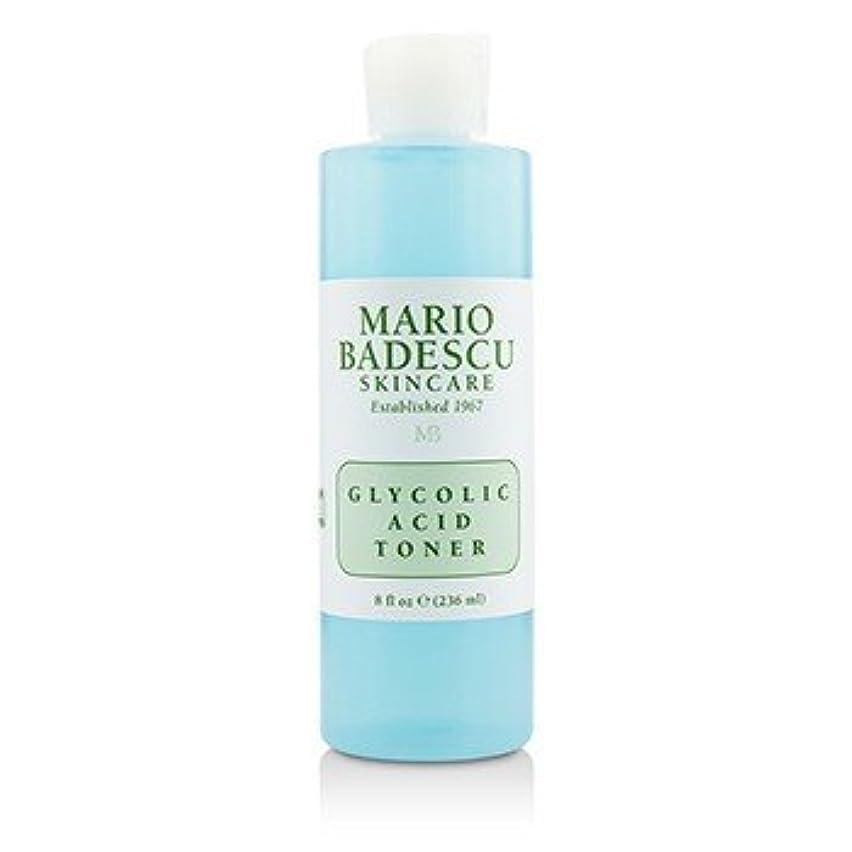 残酷エスカレーターベギン[Mario Badescu] Glycolic Acid Toner - For Combination/ Dry Skin Types 236ml/8oz