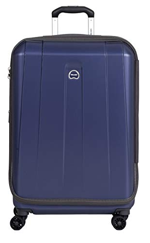 DELSEY Paris Delsey Luggage Helium Shadow 3.0 25 Inch Exp. Spinner Suiter Trolley (One Size Navy)