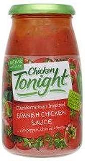 Chicken Tonight Mediterranean Inspired Spanish Chicken Sauce 500G