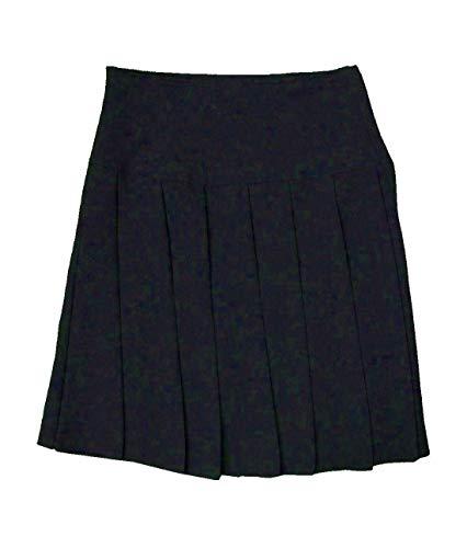 REAL LIFE FASHION LTD. Falda de Uniforme para niñas y Mujeres con Cremallera Lateral