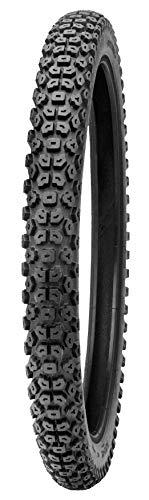 DEESTONE(ディーストーン)二輪用 ブロックタイヤ D999 2.50-17 4PR チューブタイプ(TT)前後兼用 スーパーカブ