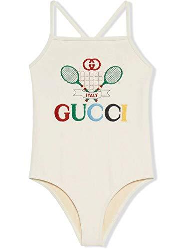 Luxury Fashion | Gucci Meisjes 607933XJCBE9920 Beige Synthetische Vezels Badpakken | Lente-zomer 20