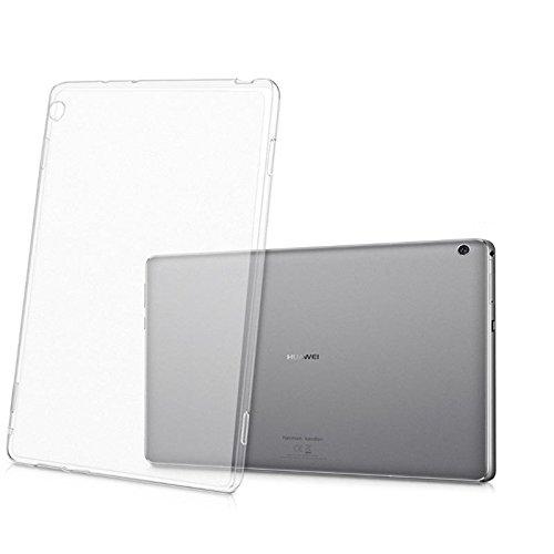 Schutzh/ülle Touchpen 3/Carcasa Transparente Transparente 2X Schutzfolie Touch Pen 2/x Protectores Lobwerk Set 3/en 1/para Lenovo TAB4/10/Plus TB de x704/10.1/Pulgadas Tablet con Funda