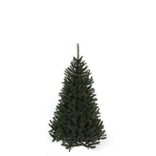 Black Box Trees Kingston kerstboom Deluxe groen TIPS 482-h155xd99cm, 155