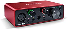 Focusrite Scarlett Solo (3rd Gen) USB Audio Interface with Pro Tools | First