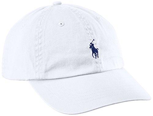 Polo Ralph Lauren Herren Classic Sport W/PP Baseball Cap, Mehrfarbig (A0H09), One size