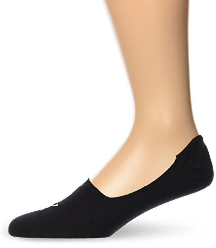 Puma Damen Socken Footie 2er Pack, Black, 35 - 38, 141011001