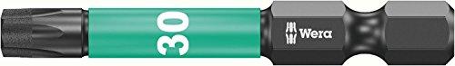 Wera 867/4 IMP DC SB Impaktor Puntas, 30 x 50 mm