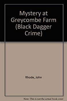 Mystery at Greycombe Farm 086220819X Book Cover