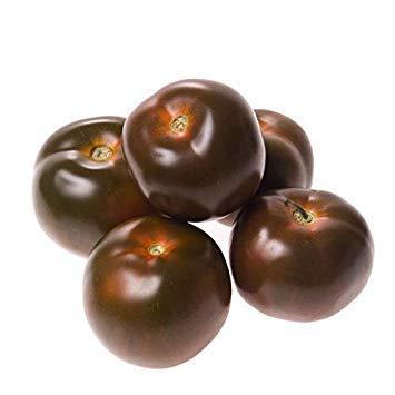 Potseed 15 Tomate sät Kumato Erbstück Organic Vegetable Rare Finstere