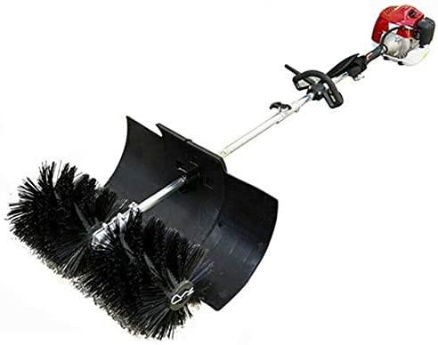 Barredora quitanieves para césped, herramienta de limpieza manual, de...