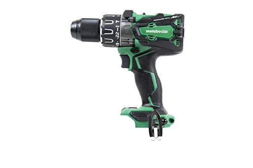 Metabo HPT 36V MultiVolt Hammer Drill | Tool Only - No Battery | Brushless Motor | 1/2-in Keyless Metal Chuck | DV36DAQ4