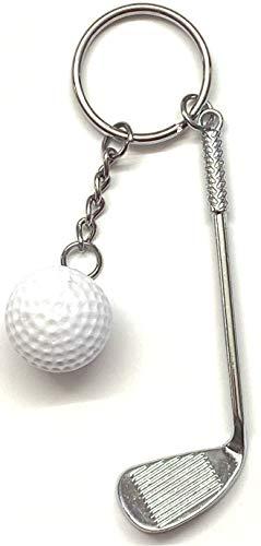 OSK Golfer-Schlüsselanhänger aus Metall