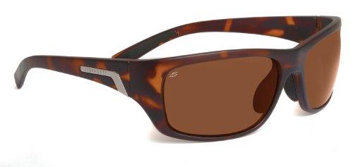 SERENGETI Orvieto Gafas de Sol, Color Cristal Polar PhD Drivers, Categoría Lente 2-3, Color Gris