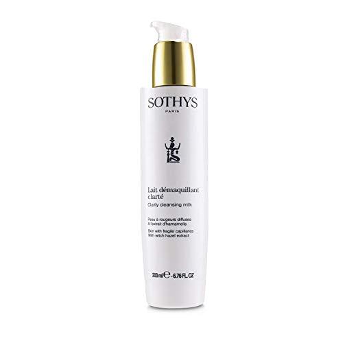 Sothys Clarity Cleansing Milk - 6.7 oz by Sothys (English Manual)