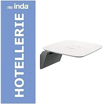 Sedile Doccia Ribaltabile Inda.Inda Av036bwz Hotellerie Sedile Ribaltabile Per Doccia Bianco Amazon It Fai Da Te