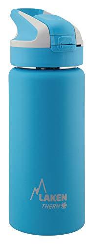 Laken Unisexe Adulte Thermo avec fermeture Summit 0,5 L Bouteille isotherme Vert 0.5 L