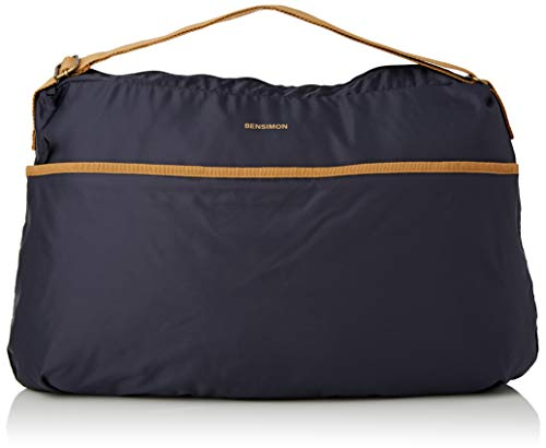Bensimon Shoulder Bag, Linea Colore Donna, Marine, TU