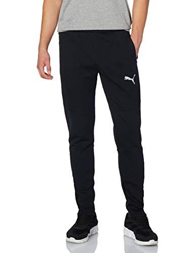 PUMA Herren EVOSTRIPE Pants Jogginghose, Black, XXL