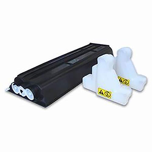 Toner Nero Compatibile Kyocera Mita KM 1620 1635 2550 2020 2035 15K TK410 TK420