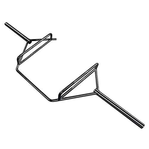 HulkFit Olympic Open-Back Hex Trap Bar
