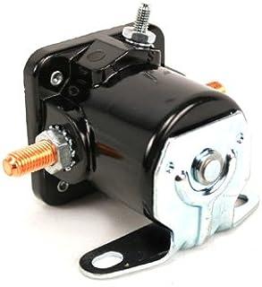 Crank-n-Charge Starter Solenoid for Meyer & Western Snow Plow & Hydraulic Pump Motor