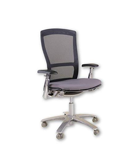 Knoll Life Used Chair New Grey Seats