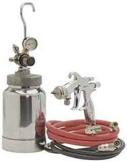 Binks 98-3162 SV 100 HVLP 2 Quart Pressure Feed Spray Gun Outfit