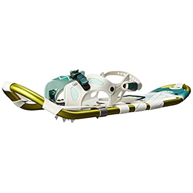 Tubbs Snowshoes Wilderness Women's Snow Shoes, 25  - White/Green