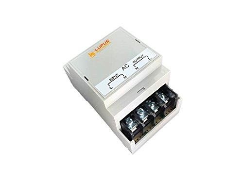 DIN3 Hutschienenrelais mit Strommesser für die XT Smarthome Alarmanlagen, nicht kompatibel mit der...