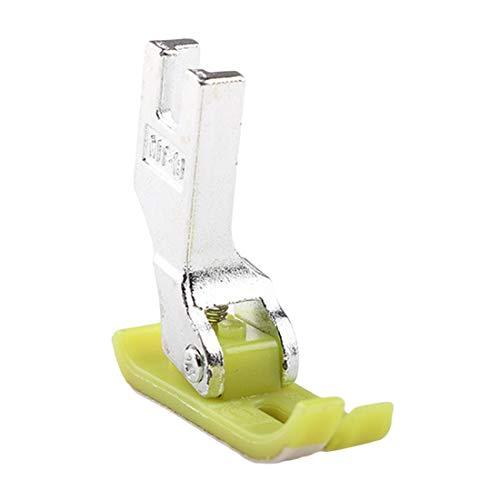 SMXGF Piel Máquina de Coser prensatelas Antiadherente Máquina de Coser Pesser Pie