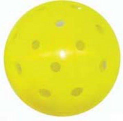 Seamless Pickle Ball Balls favorite Dozen 1 Over item handling ☆ Yellow -