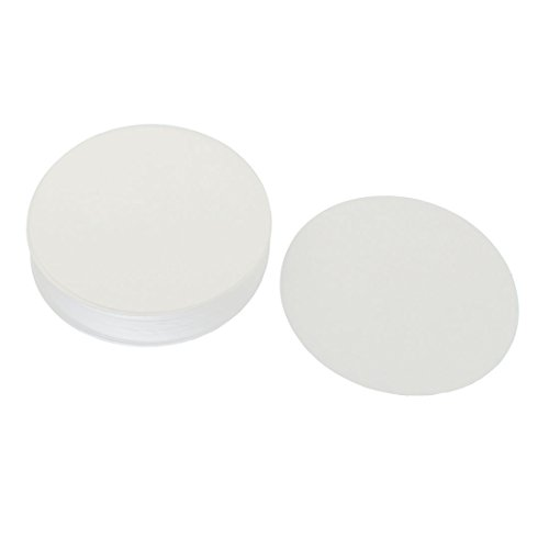 100x Kreise 11cm Durchmesser Mittelvolumenstrom Qualitative Filterpapier DE de