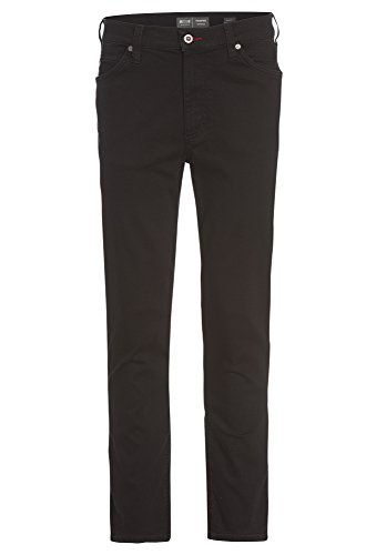 MUSTANG Herren Slim Fit Tramper Tapered Jeans,33W / 32L,schwarz