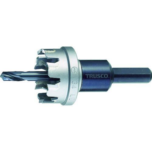 TRUSCO(トラスコ) 超硬ステンレスホールカッター 34mm TTG34