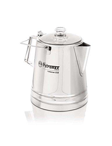 Petromax Perkolatoren aus Edelstahl (le14-2.1 Liter)