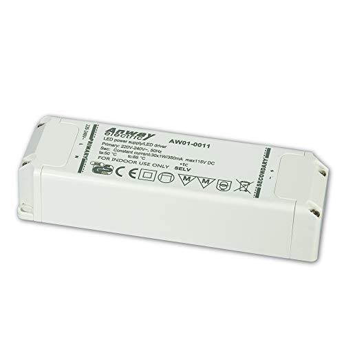 Anway LED Treiber AW01-0011 30W/350mA/20-100V