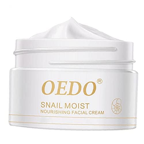 Runfon Moist Crème Anti-âge Anti-Rides Crème Visage Fermeté Soins de la Peau Essence Whitening pour hydrater la Peau 40g