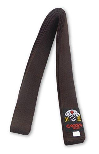 Carta Sport Herren Karate 220cm Gürtel S braun