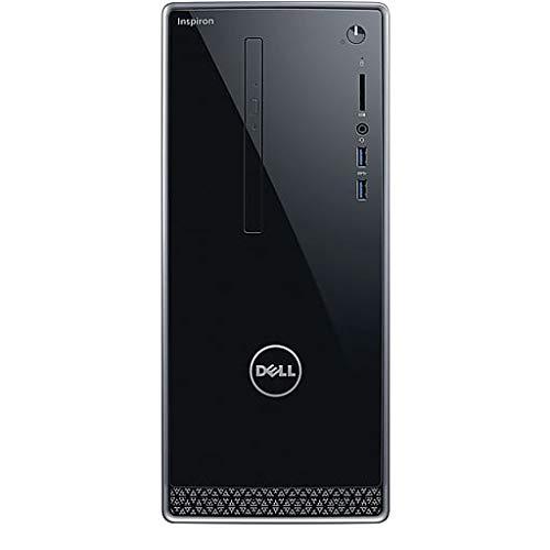 2018 Flagship Dell Inspiron 3668 High Performance Desktop -Intel Quad-Core i5-7400 3.0GHz 16GB DDR4 256GB SSD+1TB HDD DVDRW Bluetooth HDMI 802.11bgn MaxxAudio 5-in-1 Media Card Reader Windows 10 Pro