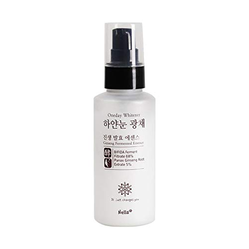 Nella Ginseng Essence, Moisturizing, Korean Skin Care, 100 ml