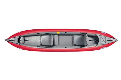 Gumotex Kayak de manguera para 2 personas de Thaya, distribuido por productos Holly STABIELO