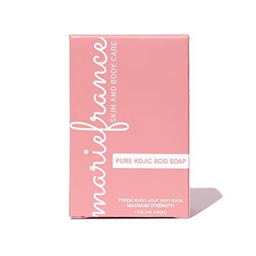 Pure Kojic Acid Soap (Maximum Strength) for Dark Spots & Hyperpigmentation,...