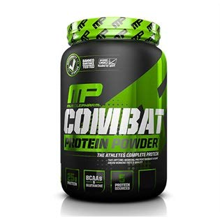 Combat Protein Supplement, Choco Peanut Butter