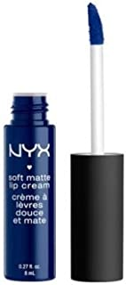 NYX Soft Matte Lip Cream SMLC 31 Moscow 0.27 fl. oz/ 8mL
